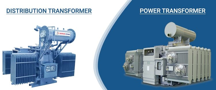 Differences between Power Transformer and Distribution Transformer