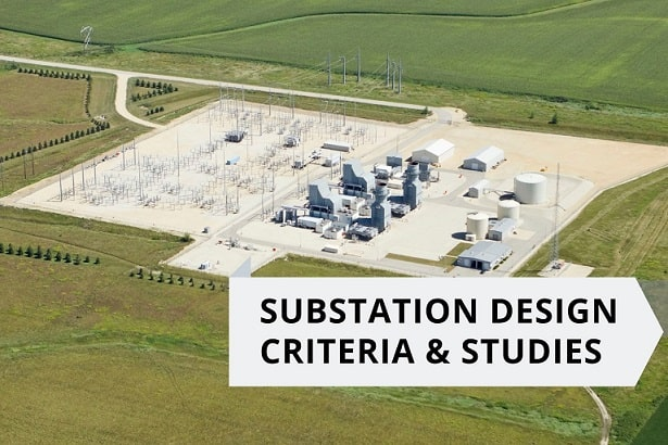 electrical substation - design criteria