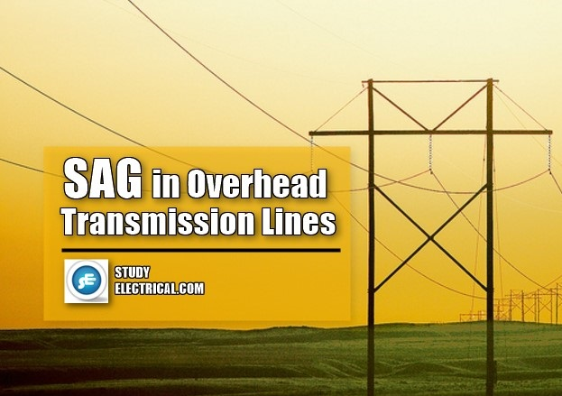 Sag in Transmission lines