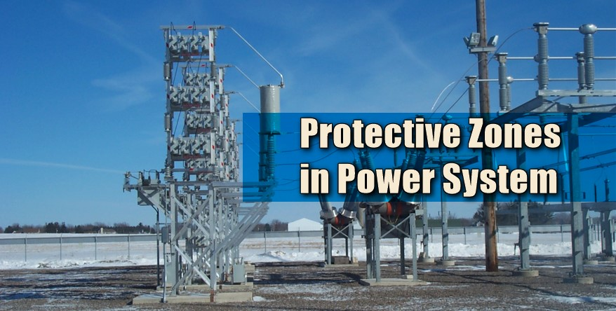 protective zones in power system