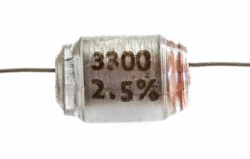 polystyrene film capacitor