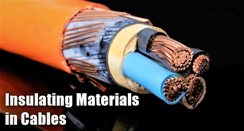 insulating materials in cables