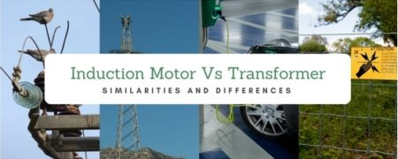 Comparison between Induction Motor and Transformer