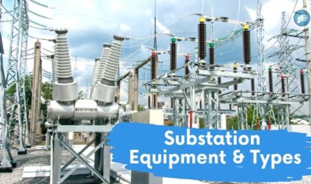 Electrical Substation: Equipment, Types, Components & Functions