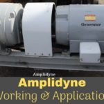 What is an amplidyne