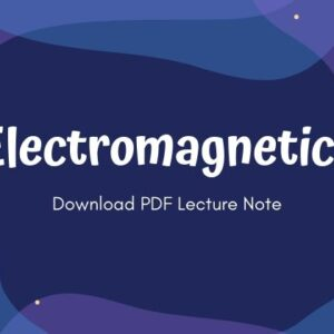 [PDF] Electromagnetism Lecture Notes – University of Cambridge