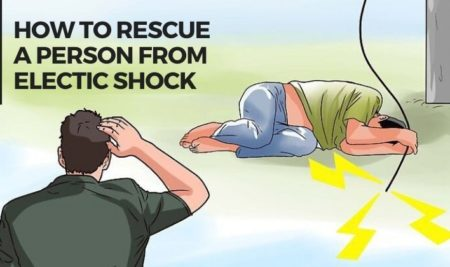 How to Rescue a Person from Electric Shock?