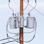 Three Single Phase transformer Bank