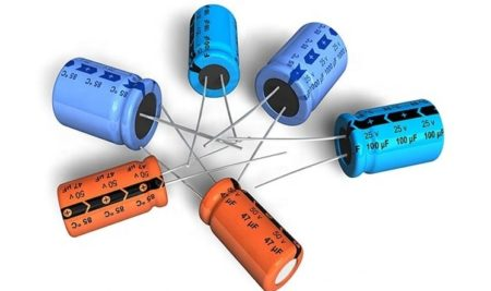 Electrolytic Capacitor – Types, Construction, Polarity and Leakage Current