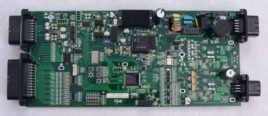 Mixed Technology PCB by NextPCB