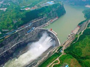 hydroelectric powerplant site selection